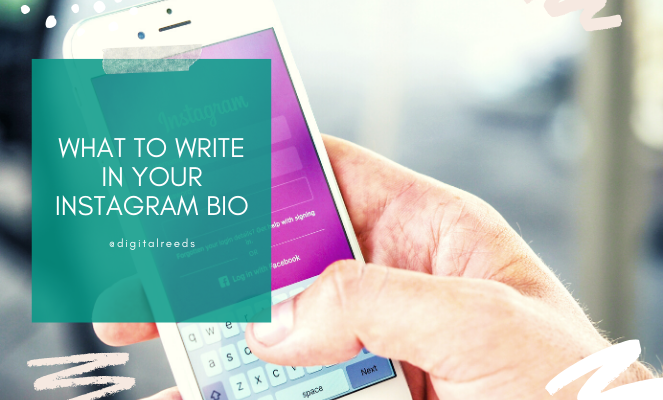 What to write in your Instagram bio