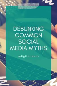Debunking common social media myths