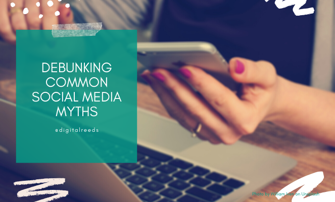 debunking social media myths