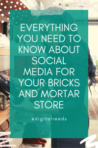 everything you need to know about social media for shops