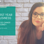 My first year of business | business owner journey